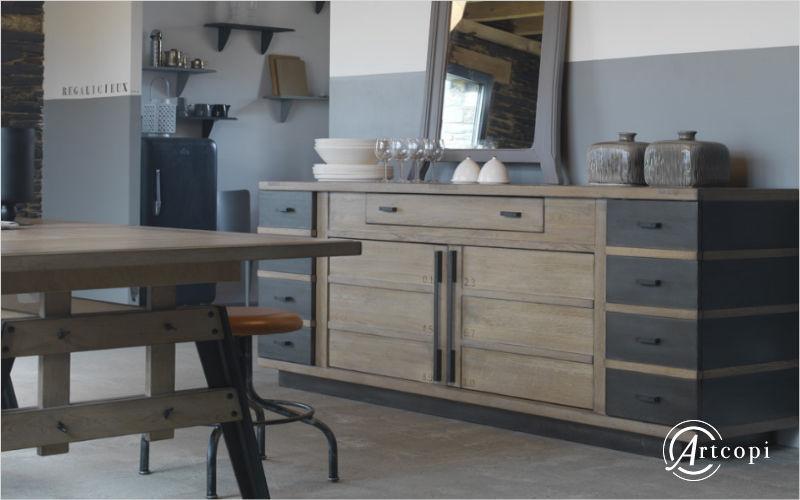 ARTCOPI Credenza alta Credenze, buffet e mobili soggiorno Armadi, Cassettoni e Librerie  |