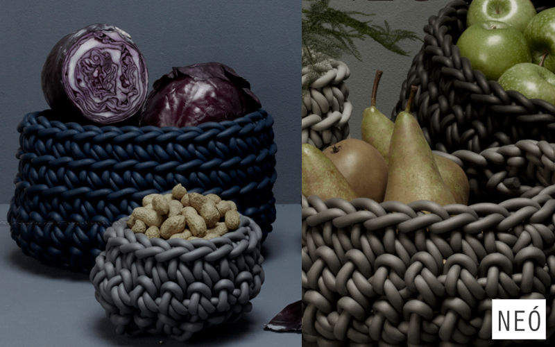 NEO' Cestino da frutta Cesti Accessori Tavola  |