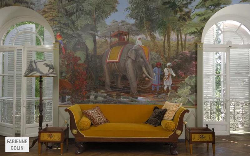 Fabienne Colin Affresco Decorazioni murali Ornamenti   