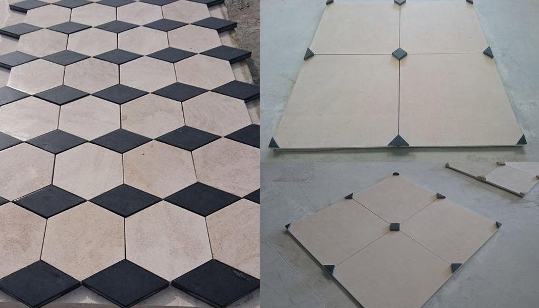 Sols  Pierre & Marbre Lastra in pietra naturale Lastricati Pavimenti Sala da pranzo | Classico