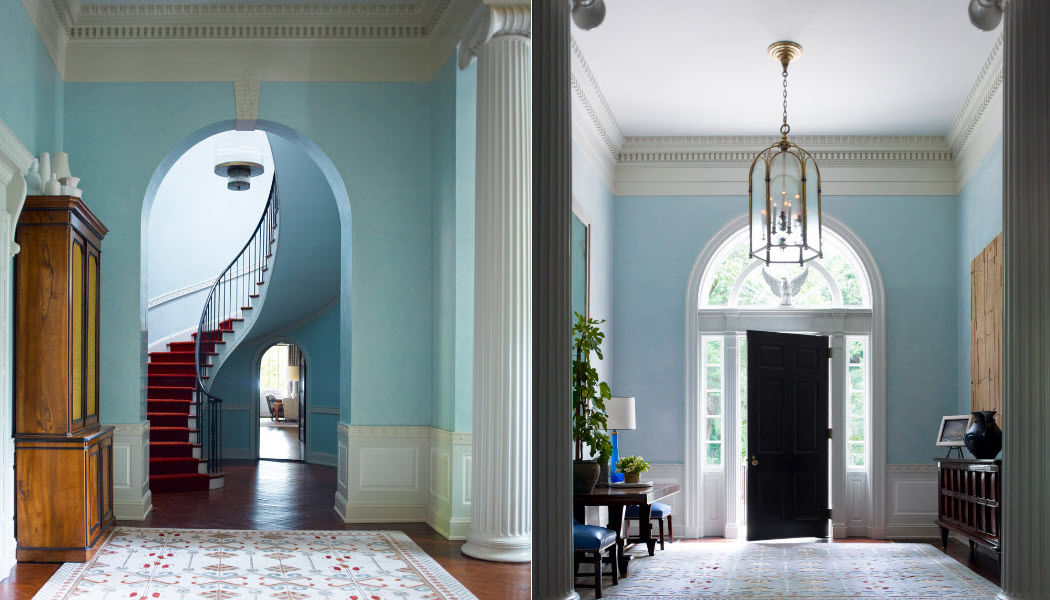 STEVEN GAMBREL Progetto architettonico per interni Progetti architettonici per interni Case indipendenti  |