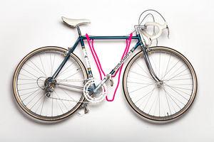 ROSS DOLTON - deer bike rack - fur - Porta Bici