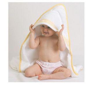 Blauen Fine Baby Linens B Telo da bagno con cappuccio