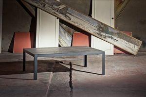 ADRIAN DUCERF - knock - Tavolino Rettangolare