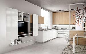 Linea Quattro France - teknica pura - Cucina Moderna