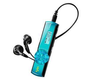 SONY - lecteur mp3 fm nwz-b172 2 go - bleu - Mp3