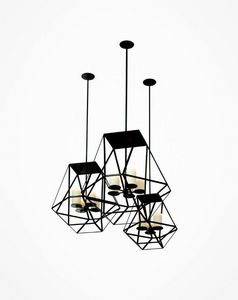Kevin Reilly Lighting - gem - Lampada A Sospensione
