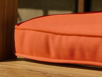BELIANI - terracotta - Cuscino Per Sedia Da Giardino