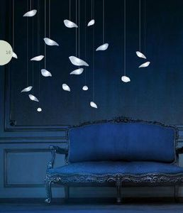 Beau & Bien - smoonbirdie light - Lampada A Sospensione