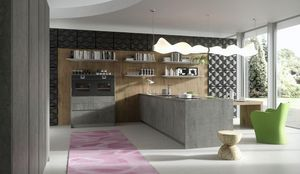 RASTELLI - karan- - Cucina Componibile / Attrezzata