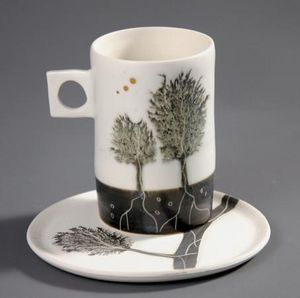 ATELIER TERRES D'ANGELY -  - Tazza