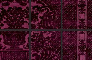 Andre du Dauphiné by Art & Decor - diva gauffrage - Tessuto D'arredamento