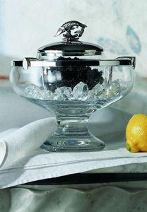 Robbe & Berking - caviar bowl - Coppetta Da Caviale