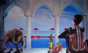AGENCE DEPHASEE - luxury imagination - Decorazione Murale