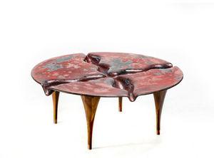 +OBJECT - round table mars - Tavolino Di Servizio