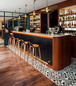 MICHAEL MALAPERT - hôtel andré latin-- - Progetto Architettonico Per Interni