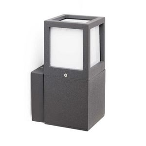 FARO - applique extérieure carrée onze ip54 - Applique Per Esterno