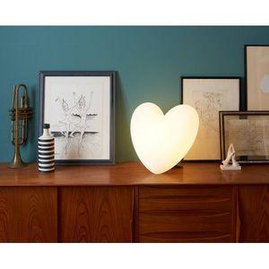 SLIDE - lampe à poser love slide - Lampada Da Tavolo