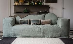 BED AND PHILOSOPHY - -nature inside - Cuscino Rettangolare
