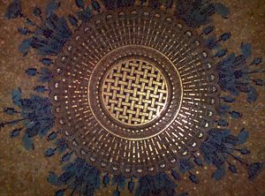 ARNAUD PEREIRA - restauration - Mosaico