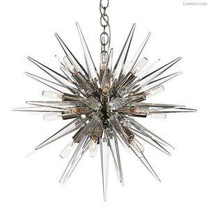 ALAN MIZRAHI LIGHTING - qz1407 quincy sputnik - Lampadario