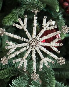 BALSAM HILL - flocon de neige - Decorazione Per Albero Di Natale
