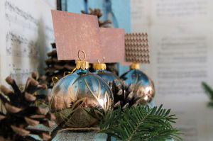 GLASSOR -  - Palla Di Natale