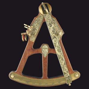 HEMISFERIUM - sextant - Sestante