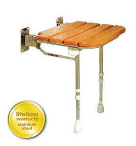 AKW Medi-Care - lattes en bois - Seduta Per Doccia