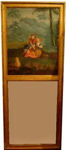 Antiquités SANT VICENS - trumeau - Pannello Decorativo