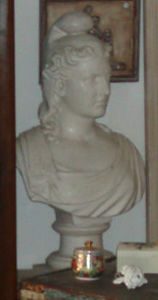 Lola Brocante - buste de marianne - Busto
