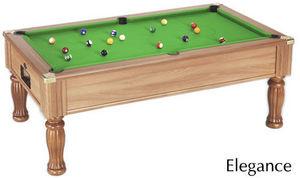 Academy Billiard - elegance pool table - Biliardo Americano