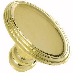 FERRURES ET PATINES - bouton en laiton pour porte interieur - Pulsante Porta