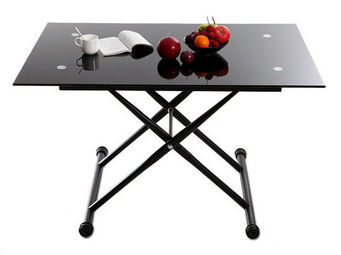 Miliboo - nora table ajustable - Tavolo Pieghevole