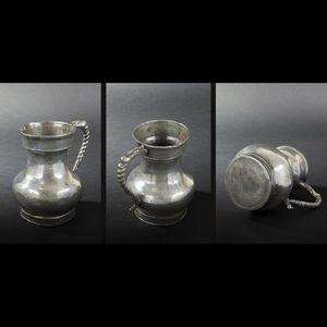 Expertissim - pot à eau en étain. metz, xviiie siècle - Boccale