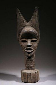ART-MASQUE-AFRICAIN.COM - côte d'ivoire - Maschera Africana