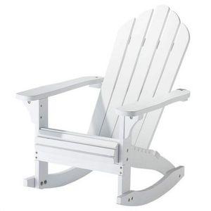 Maisons du monde - fauteuil à bascule enfant cape cod - Sedia A Dondolo