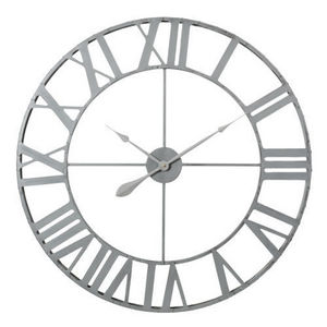 Maisons du monde - horloge zinc grand modèle - Orologio Da Cucina