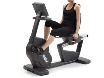 TECHNOGYM - recline forma - Cyclette