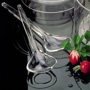 Chevalier Diffusion - set de couverts à salade en acrylique 28cm - Posate Per Insalata