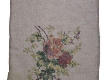 Coquecigrues - brise-bise fleur de rose - Tenda Alla Tirolese