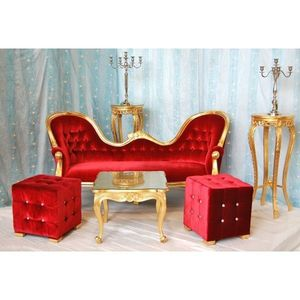 DECO PRIVE - decoration mariage oriental pack 9 - Salotto