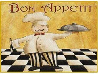 ILIAS - tapis de cuisine bon appétit 50x80 cm - Tappetino Per Lavello