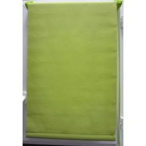 Luance - store enrouleur tamisant 45x180 cm vert - Tenda Occultante A Pannello