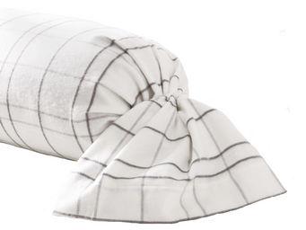 Essix home collection - taie de traversin bandit - Federa Per Cuscino Cilindrico