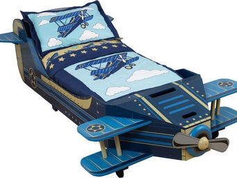 KidKraft - lit pour enfant aviateur - Lettino