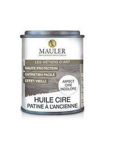 Mauler - huile-cire patine a l'ancienne - Olio Per Parquet