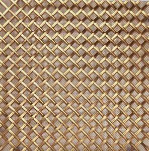 BRASS - g02 002 - - Griglia Decorativa