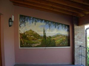 Mariani Affreschi -  - Affresco