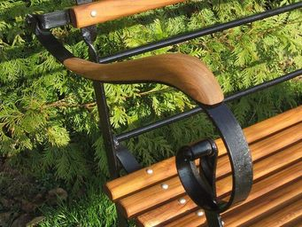 Replicata - rochefort - Panchina Da Giardino